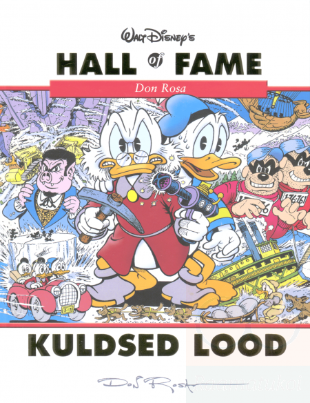 Kuldsed lood. Hall of Fame